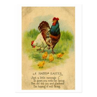 Pascua Postcard (1912) Tarjetas Postales