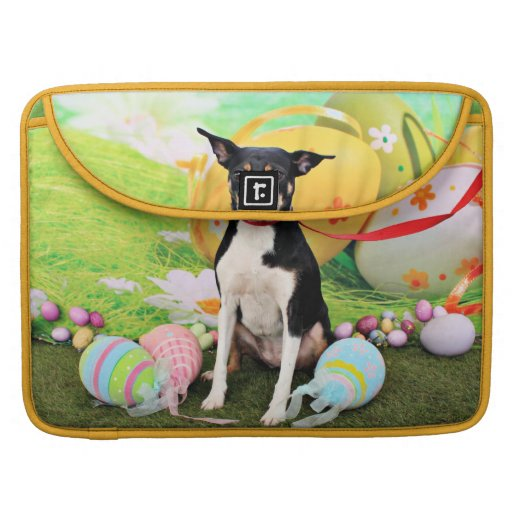 Pascua - rata Terrier - Georgia Fundas Para Macbooks