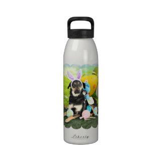 Pascua - raza mezclada - Jake Botellas De Agua Reutilizables