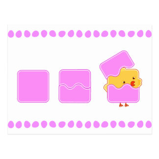 Pascua rosada postales