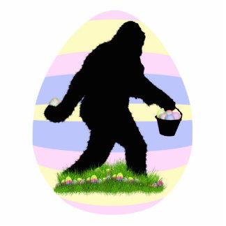 Pascua Squatch Fotoescultura Vertical