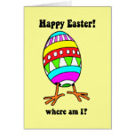 Pascua Tarjeta