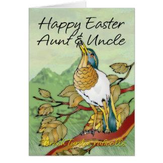 Pascua - tía y tío