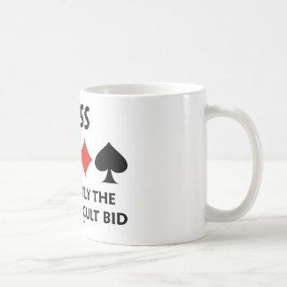 Pase con frecuencia la oferta más difícil (el taza clásica
