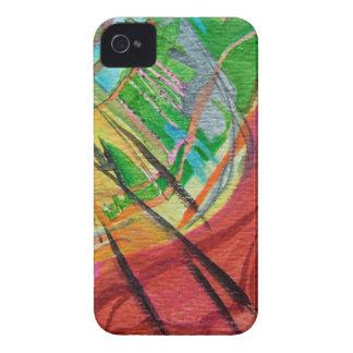 Pase el color por favor iPhone 4 cárcasas