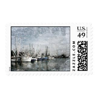 Pase el franqueo cristiano del puerto sellos postales