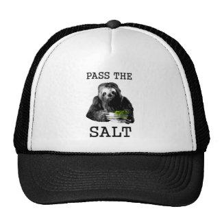 Pase la sal gorras de camionero