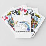 Paseo a lo largo de la cronología de la evolución  baraja cartas de poker