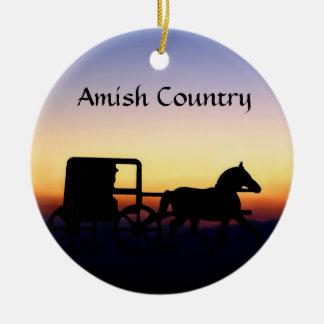 Paseo con errores de Amish Ornato