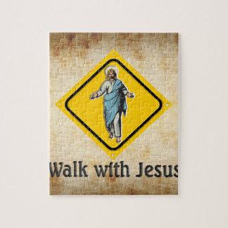 PASEO CON JESÚS ROMPECABEZAS