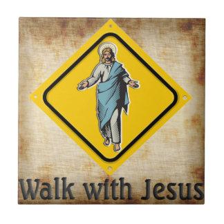 PASEO CON JESÚS TEJAS  CERÁMICAS