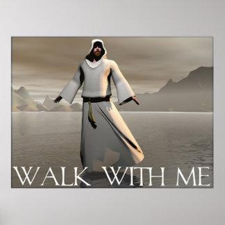 Paseo conmigo poster