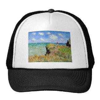 Paseo de Claude Monet Clifftop Gorro