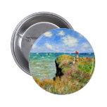 Paseo de Claude Monet Clifftop Pins
