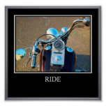 Paseo de Harley Impresiones