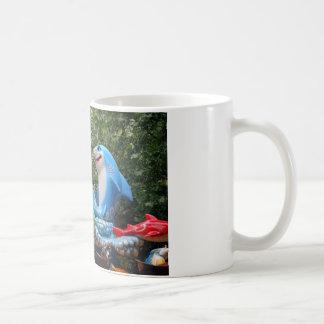 Paseo de la diversión taza de café