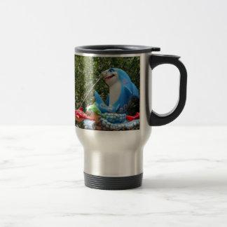 Paseo de la diversión tazas de café