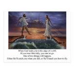 Paseo de la fe postales