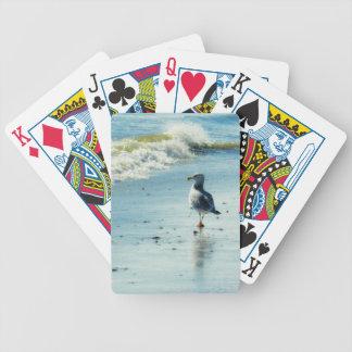 Paseo de la gaviota baraja de cartas