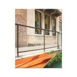 Paseo de la góndola en Venecia Impresiones En Lienzo Estiradas