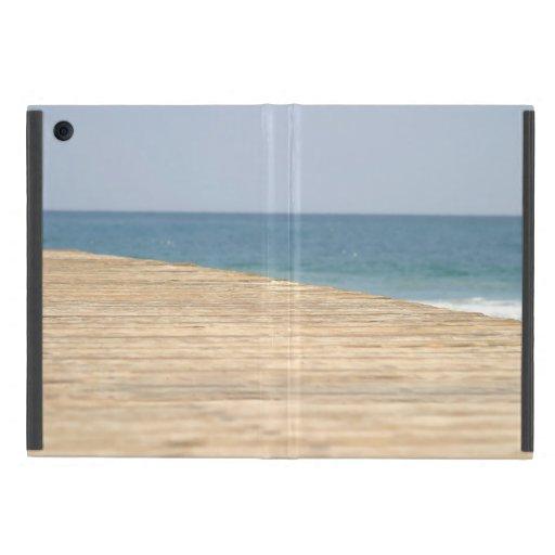 Paseo de la playa iPad mini cárcasas