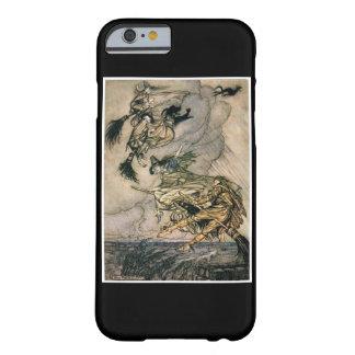 Paseo de las brujas de Arturo Rackham Funda Barely There iPhone 6