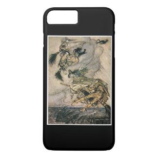 Paseo de las brujas de Arturo Rackham Funda iPhone 7 Plus