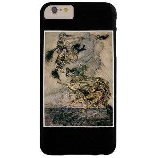 Paseo de las brujas de Arturo Rackham Funda Para iPhone 6 Plus Barely There