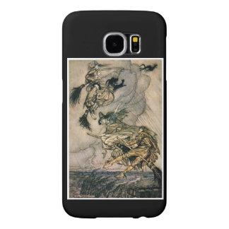 Paseo de las brujas de Arturo Rackham Funda Samsung Galaxy S6