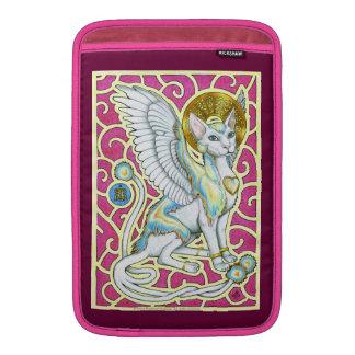Paseo de los ángeles en la manga de aire de MacBoo Fundas Macbook Air