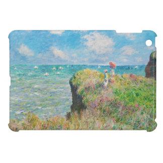 Paseo del acantilado de Monet en caso del iPad de