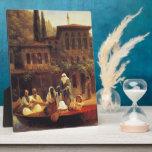 Paseo del barco de Ivan Aivazovsky- por Kumkapi Placa De Plastico
