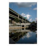 Paseo del canal posters