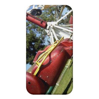 Paseo del carnaval iPhone 4 cárcasas