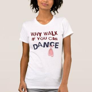 Paseo del don´t de la danza camisetas