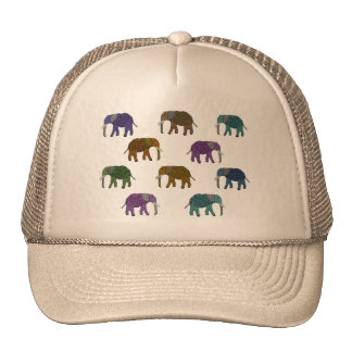 Paseo del elefante africano gorra