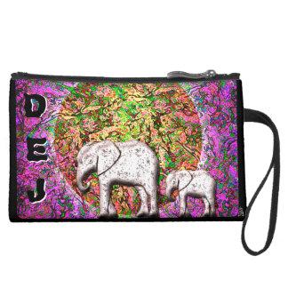 Paseo del elefante del bebé (bolso accesorio con m
