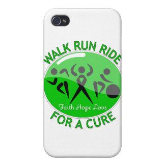 Paseo del funcionamiento del paseo de lesión de la iPhone 4 carcasas