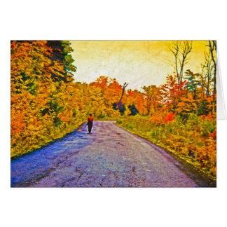Paseo del otoño