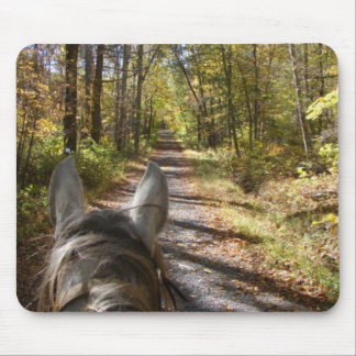 Paseo del rastro mouse pads