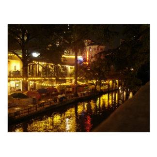 Paseo del río de San Antonio Postales
