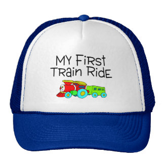 Paseo del tren mi primer paseo del tren gorra