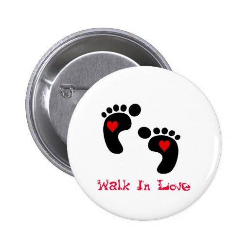 Paseo en botón del amor