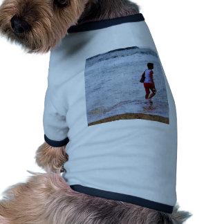 Paseo en Ipanema Camisetas De Perrito