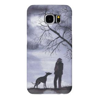 PASEO g914 del GALGO Funda Samsung Galaxy S6