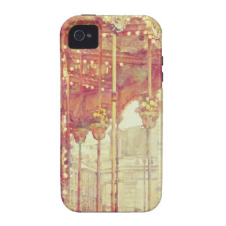 Paseo ideal iPhone 4/4S carcasa