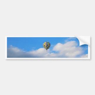 Paseo II del globo del aire caliente Pegatina Para Auto