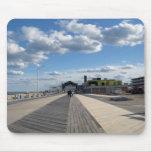 Paseo marítimo del parque NJ de Asbury Alfombrillas De Ratones