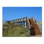 Paseo marítimo, la Florida, imagen de la playa de  Postal