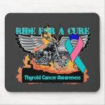 Paseo para una curación - cáncer de tiroides alfombrilla de ratón